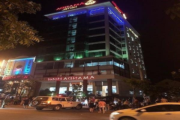 Quảng Bình: Bí ẩn nguyên nhân người đàn ông lao xuống từ tầng 11 khách sạn tử vong