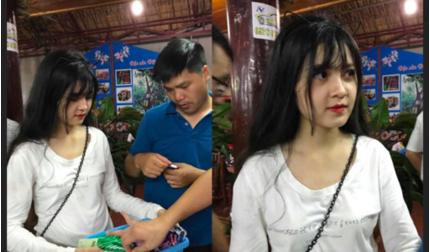 Cô gái bán hàng rong lấy tiền nuôi cún con bị bỏ rơi 'đốn tim' dân mạng