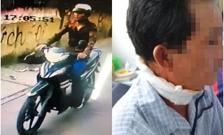 Đã bắt được đối tượng cứa cổ, cướp xe máy tài xế Grab ở TP.HCM