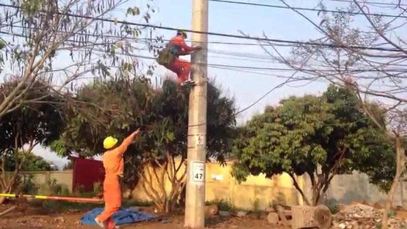 Nam Định: Tai nạn trong lúc đang thay đường dây, một thợ điện tử vong