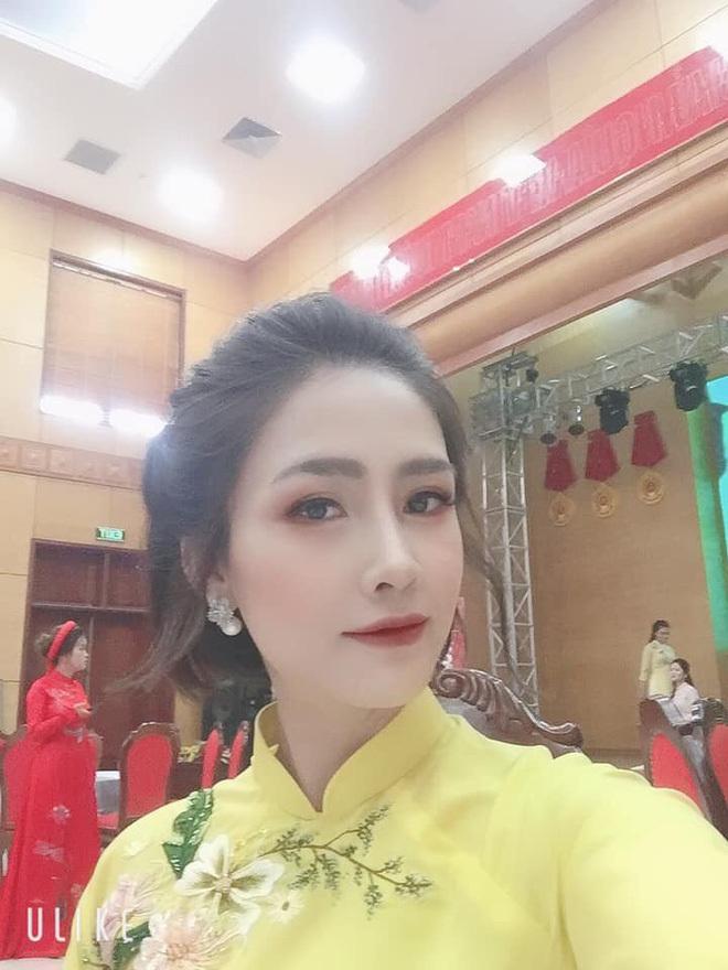 Hình ảnh đời thường xinh đẹp của nữ công an giải cứu vụ bố con tự tử ở Nhật Tân