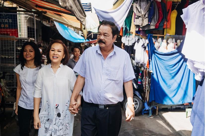 Tình yêu của Dr Thanh dành cho Madam Nụ: Yêu không được trước sau như một