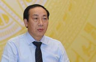 Nguyên Thứ trưởng Bộ Giao thông Vận tải Nguyễn Hồng Trường bị kỷ luật