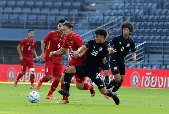 Đội tuyển Thái Lan muốn gặp đội tuyển Việt Nam ở vòng loại Vòng loại WC 2022