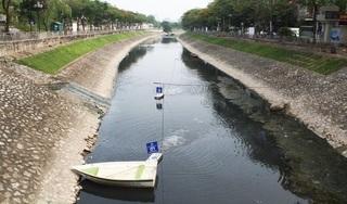 Hai tháng thử nghiệm công nghệ lọc Nhật Bản ở sông Tô Lịch thành công dã tràng