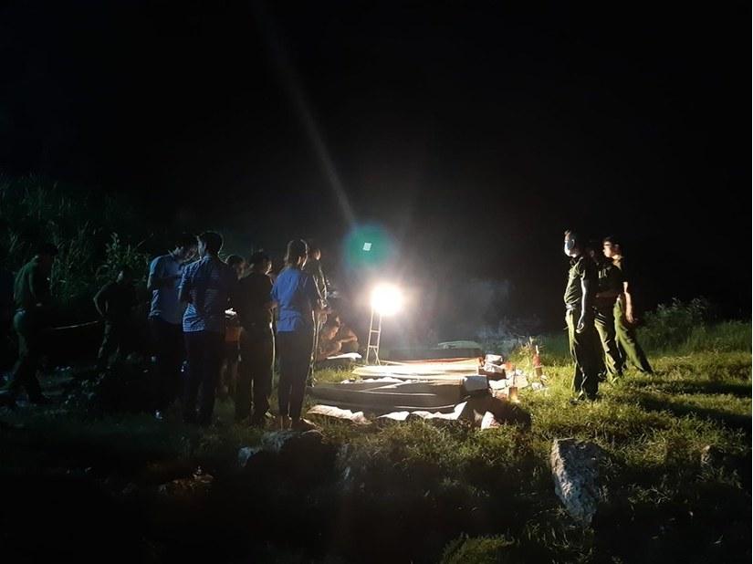 Danh tính 4 nạn nhân đuối nước tử vong ở Phú Thọ