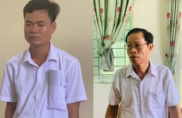 Bắt giam nguyên chủ tịch xã 'ăn chặn' hàng trăm triệu tiền đền bù đất