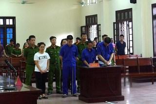 Cựu công an đánh tráo 5kg ma túy tang vật đem bán lĩnh án tử hình