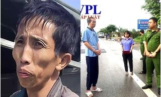 Đối tượng lì lợm Bùi Văn Công diễn lại hành vi tội ác vụ sát hại nữ sinh giao gà