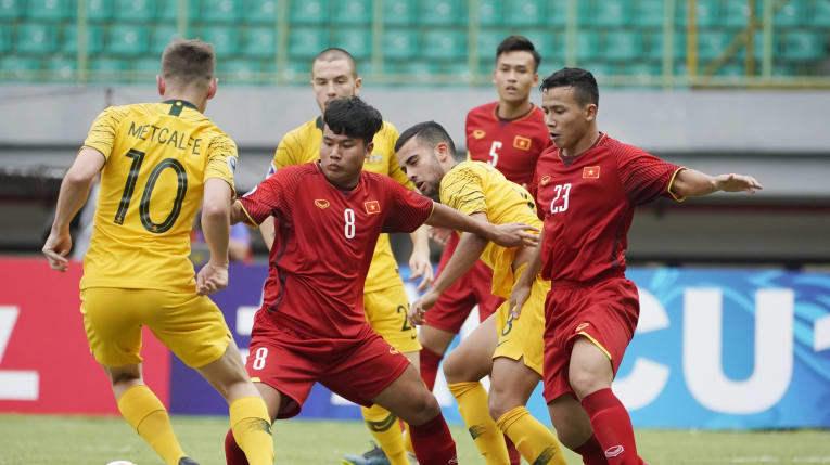 Đội tuyển Việt Nam nhận được sự quan tâm đặc biệt của nhiều đội bóng châu Á Việt Nam