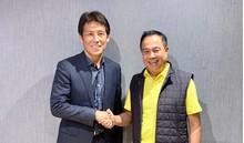 HLV Akira Nishino chính thức dẫn dắt đội tuyển Thái Lan