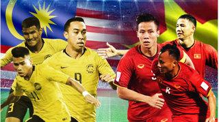 Báo chí Malaysia: Chúng tôi đủ sức giành điểm từ Việt Nam tại vòng loại World Cup