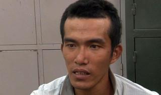 Bị truy đuổi, tên trộm lao xe tông một công an nhập viện