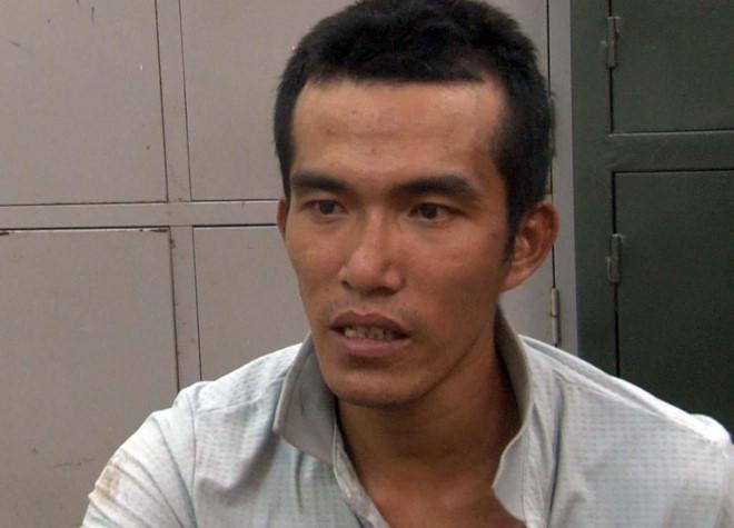 Bị truy đuổi khi đang trộm cắp, con nghiện lao xe tông một trinh sát nhập viện
