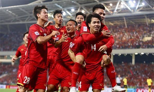 FIFA nhận định về bảng đấu của đội tuyển Việt Nam