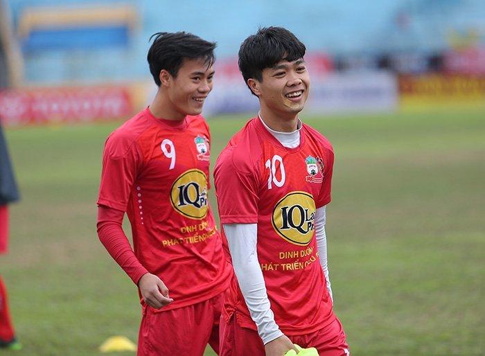 Các tuyển thủ Việt Nam thủ tỏ ra tự tin khi biết Việt Nam nằm ở bảng G