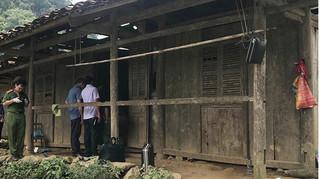 Công an Cao Bằng điều tra người đàn ông tử vong bất thường trước nhà