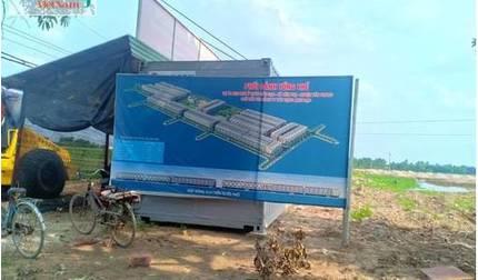 Bắc Ninh: Dự án Khu nhà ở Cầu Gạo 'cầm đèn chạy trước ô tô', khách hàng cẩn trọng