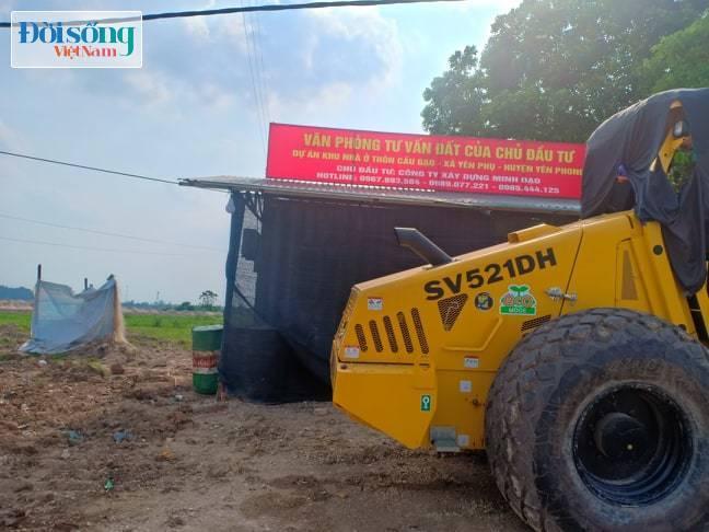 """Bắc Ninh: Dự án Khu nhà ở Cầu Gạo """"cầm đèn chạy trước ô tô"""" khách hàng cẩn trọng xuống tiền?5"""