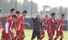 Đội tuyển Việt Nam triệu tập 27 cầu thủ cho Vòng loại World Cup 2022