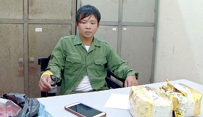 Đang giao 2kg ma túy cho khách, hai đối tượng ở Lạng Sơn bị tóm gọn