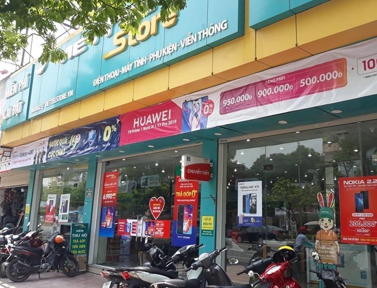 Diễn biến mới nhất vụ đối tượng dùng dao xông vào một cửa hàng Viettel cướp tài sản