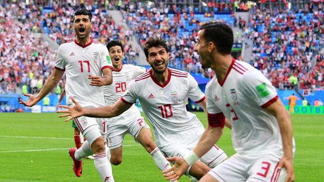 Đội tuyển Iran quyết định phá lệ ở vòng loại World Cup 2022