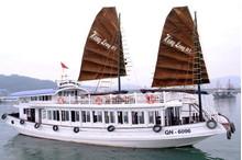 Clip quay lén du khách đang tắm trên tàu ở Hạ Long đã bị thủ phạm phi tang