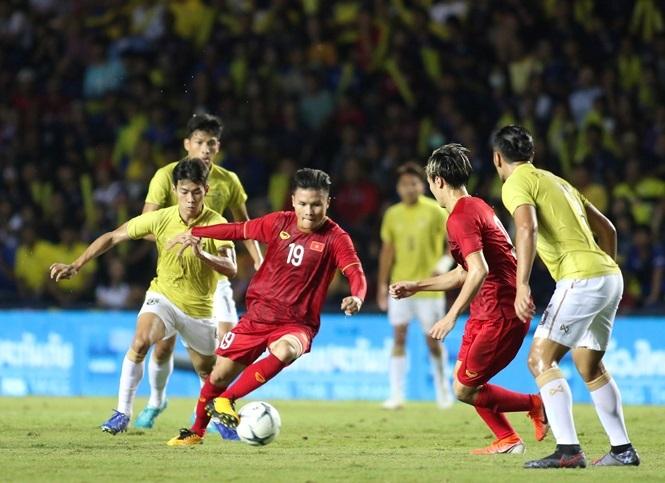 Đội tuyển Thái Lan gặp rất nhiều khó khăn ở vòng loại World Cup 2022