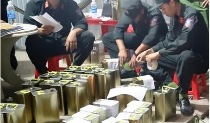 Tạm giữ chủ tịch đơn vị cung cấp dung môi cho đường dây xăng giả Trịnh Sướng