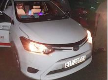 Bị cướp cứa cổ dã man, tài xế taxi Vinasun gục ngã sau tiếng kêu cứu