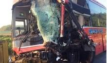 Danh sách nạn nhân trong vụ xe khách đấu đầu xe tải khiến tài xế thiệt mạng