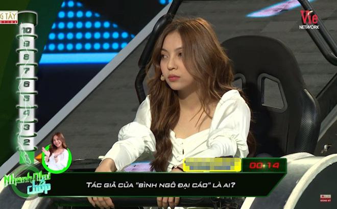Bạn gái Quang Hải bị chê khi tham gia Nhanh như chớp 2