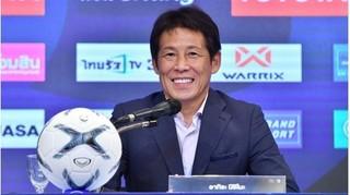 HLV Nishino tuyên bố 'Thái Lan sẽ thắng Việt Nam ở trận đấu sắp tới'