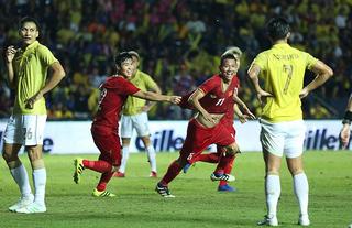 Báo Hàn Quốc xếp Việt Nam trên cơ Thái Lan, Malaysia ở vòng loại World Cup 2022
