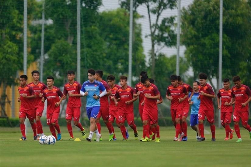 Đội tuyển U22 Việt Nam thay đổi kế hoạch chuẩn bị cho SEA Games 30
