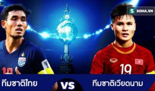Thái Lan 'thay đổi phong thủy', quyết hạ Việt Nam ở vòng loại World Cup 2022