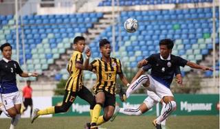 Quyết vô địch tại Việt Nam, U18 Malaysia bổ sung sao trẻ nhập tịch