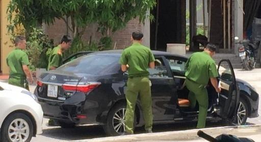 Thái Bình: Nghi vấn bố đánh 2 con đẻ trọng thương