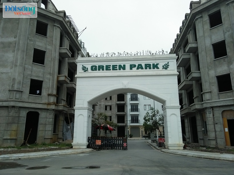 Dự án Green Park 319 Vĩnh Hưng
