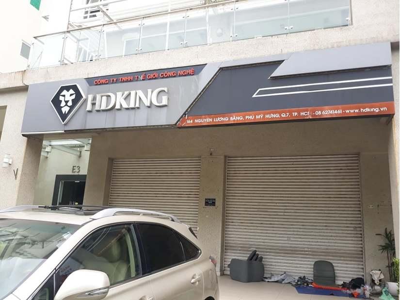 trụ sở HD King