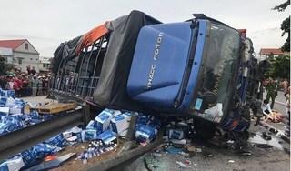 Tình tiết mới nhất vụ xe tải đè 5 người tử vong ở Hải Dương
