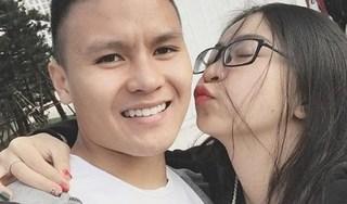 Quang Hải và bạn gái lại vướng nghi vấn trục trặc tình cảm