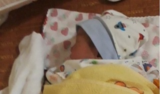 Hải Phòng: Bé trai sơ sinh bị bỏ rơi kèm lời nhắn 'nhờ nhà chùa nuôi giúp'