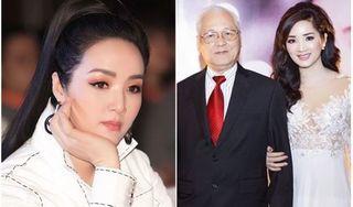 Tin tức sao Việt hôm nay 26/7/2019: Hoa hậu Giáng My khóc nấc trong đám tang của bố