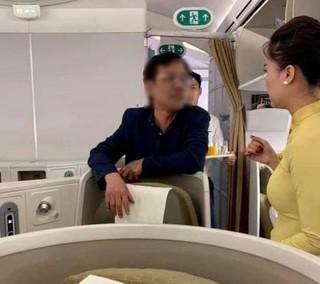 Khách thương gia bị 'tố' sàm sỡ phụ nữ trên máy bay phản pháo bất ngờ
