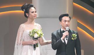 Cường Đô La rưng rưng cảm ơn mẹ Đàm Thu Trang 'đã gả con gái cho con'