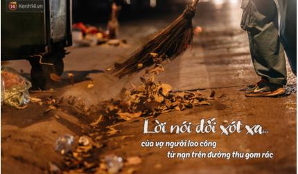 Đau thương 'phu rác': Lời nói dối xót xa của vợ người lao công không may tử nạn trên đường thu gom rác