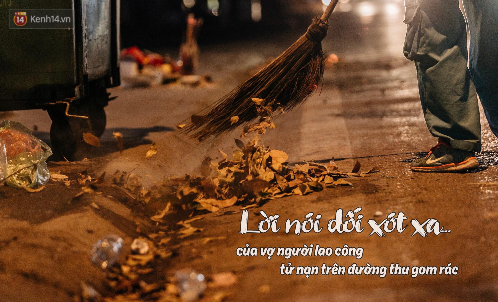 Đau thương phu rác: Lời nói dối xót xa của vợ người lao công không m