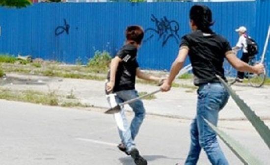 Bắc Giang: Nhóm đối tượng dùng dao giải quyết mâu thuẫn